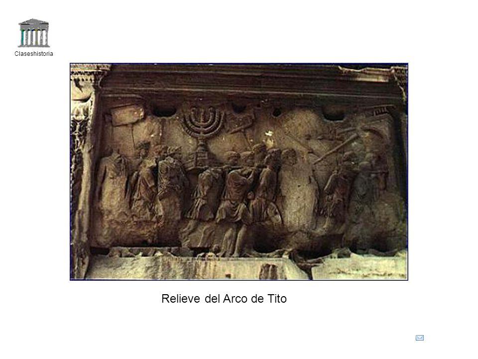 Relieve del Arco de Tito