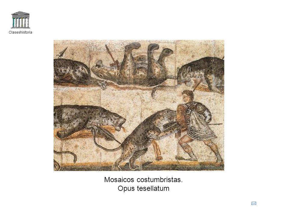 Mosaicos costumbristas.
