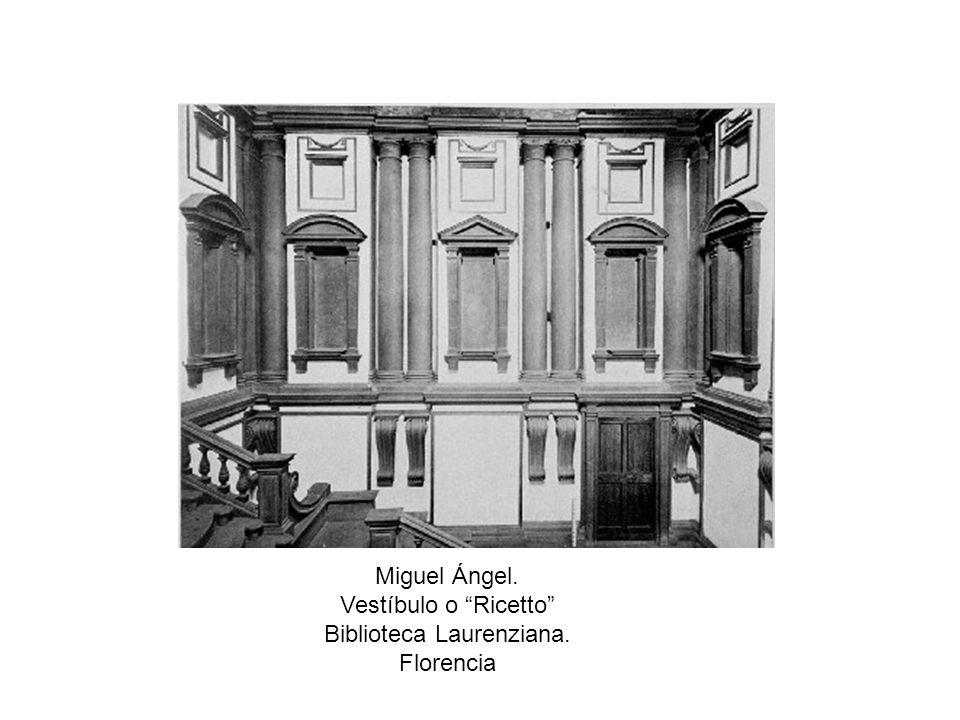 Biblioteca Laurenziana.