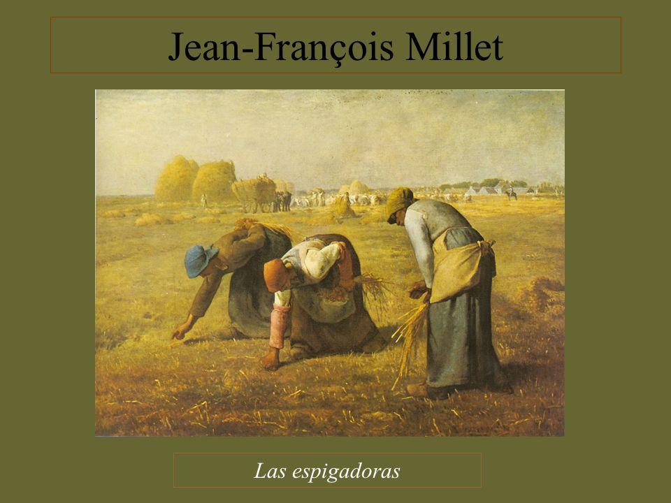 Jean-François Millet Las espigadoras