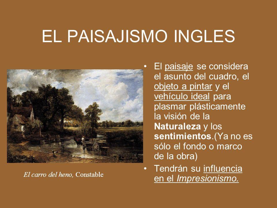 EL PAISAJISMO INGLES