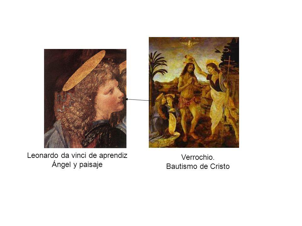 Leonardo da vinci de aprendiz