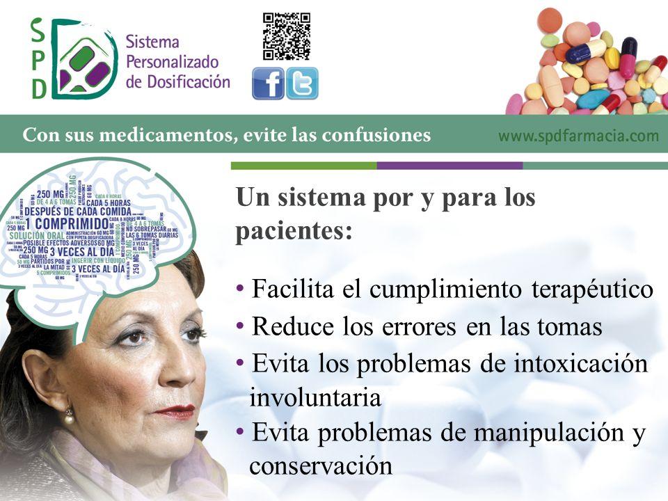 Un sistema por y para los pacientes: