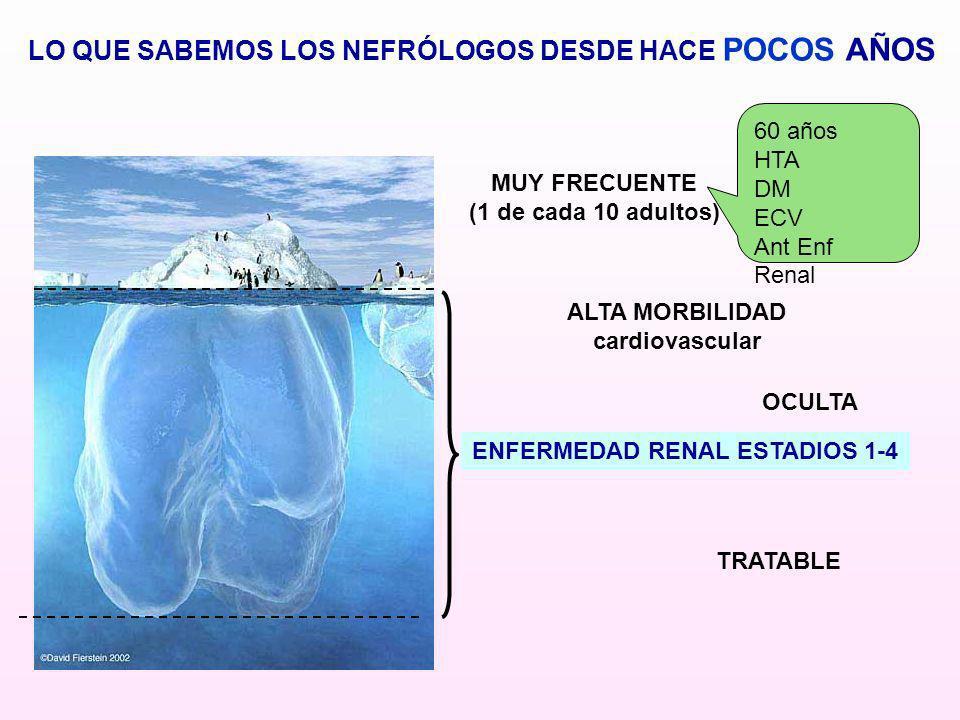 ENFERMEDAD RENAL ESTADIOS 1-4