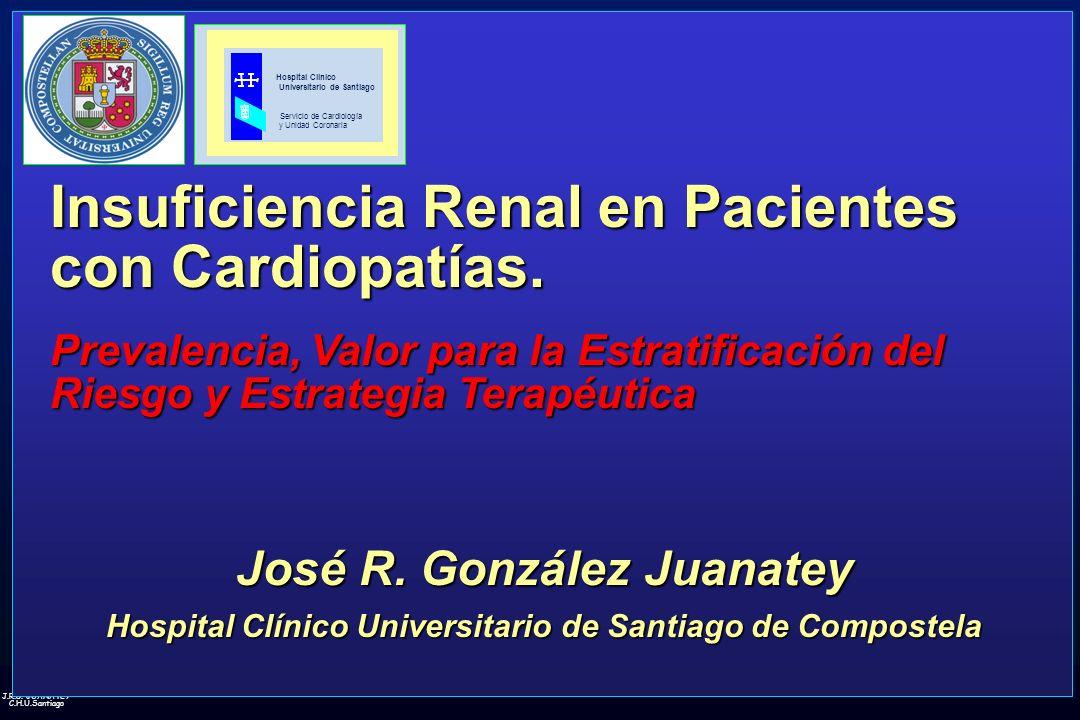 Insuficiencia Renal en Pacientes con Cardiopatías.