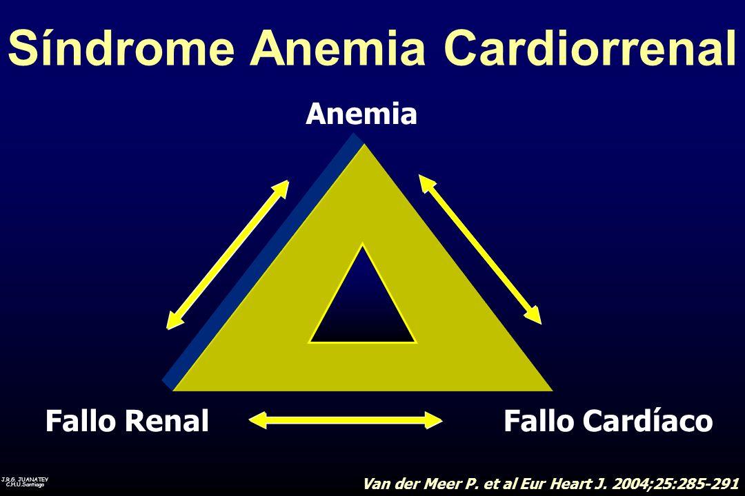 Síndrome Anemia Cardiorrenal