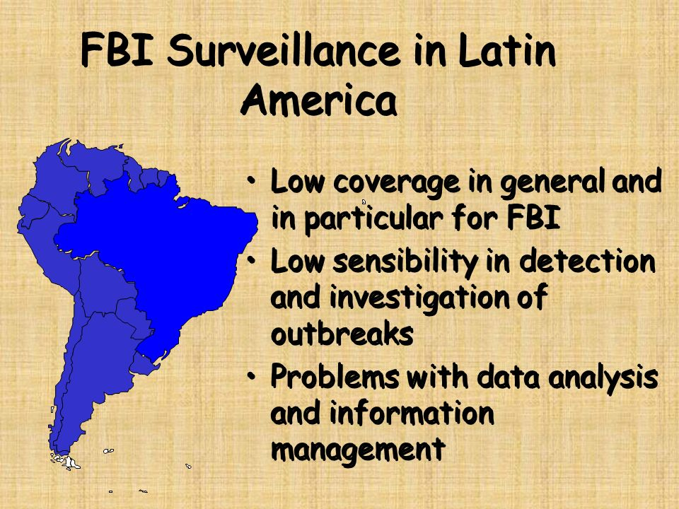 FBI Surveillance in Latin America