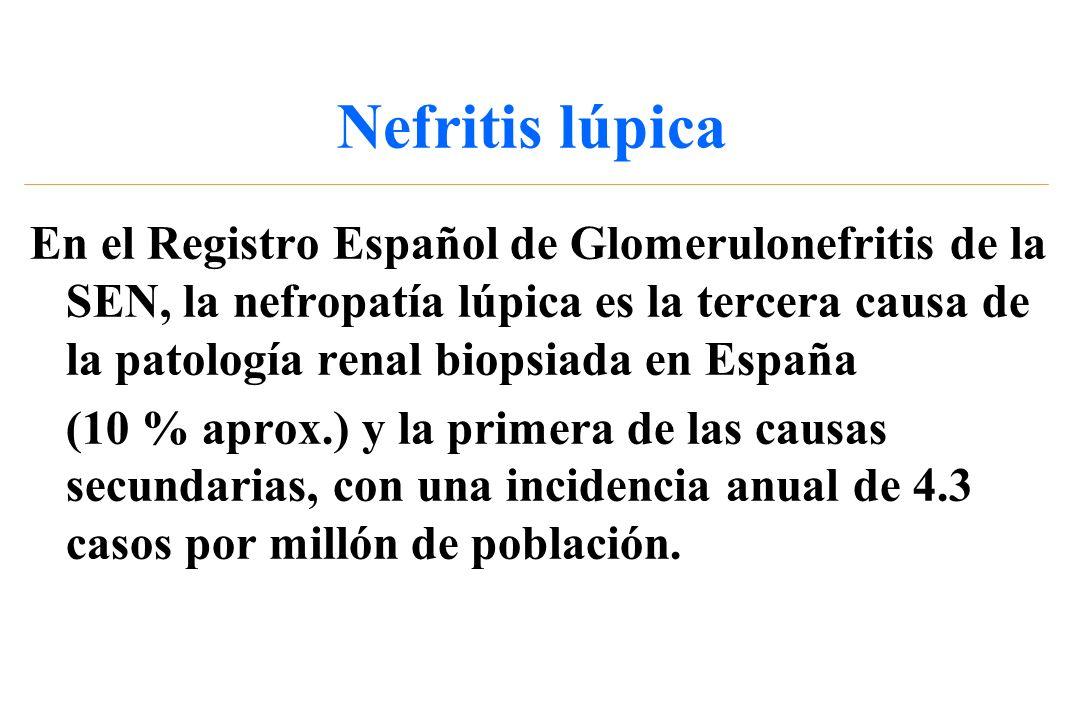 Nefritis lúpica
