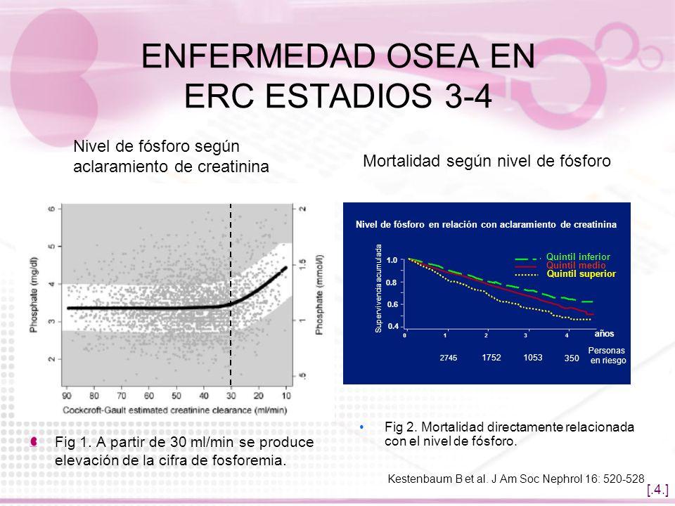 ENFERMEDAD OSEA EN ERC ESTADIOS 3-4