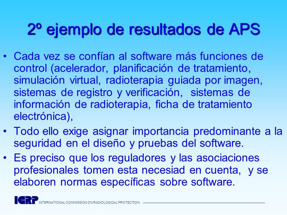 2º ejemplo de resultados de APS