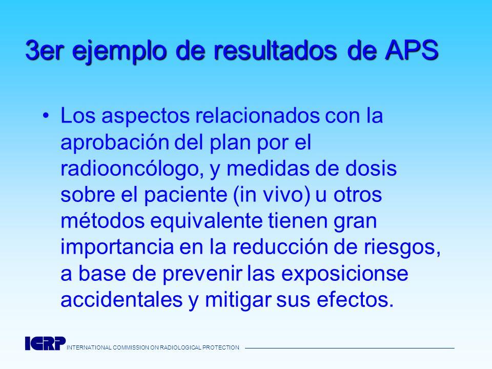 3er ejemplo de resultados de APS