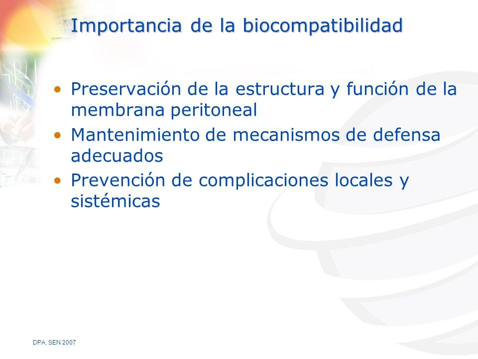Importancia de la biocompatibilidad