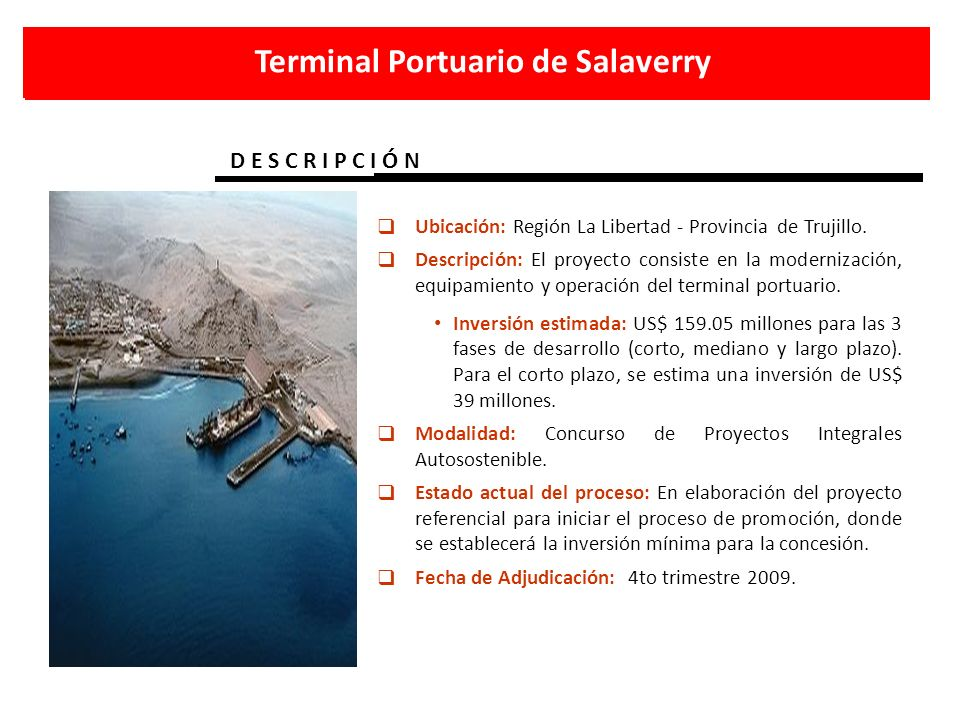 Terminal Portuario de Salaverry