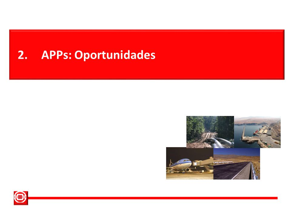 APPs: Oportunidades 9