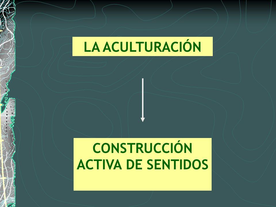 CONSTRUCCIÓN ACTIVA DE SENTIDOS
