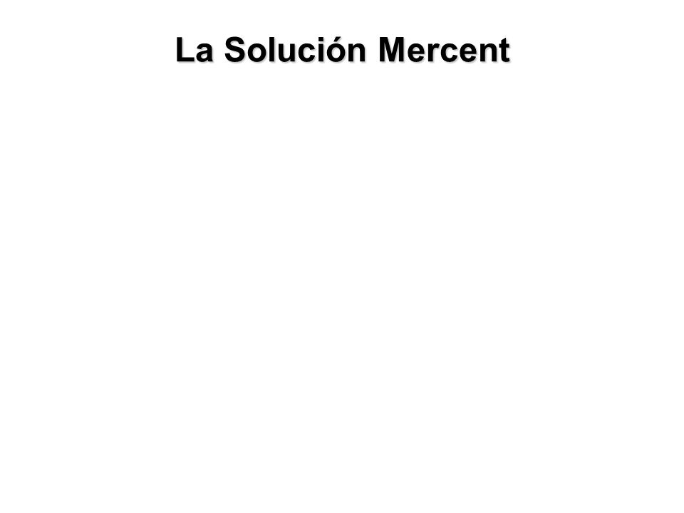 La Solución Mercent
