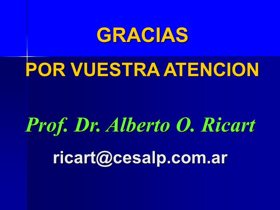 Prof. Dr. Alberto O. Ricart