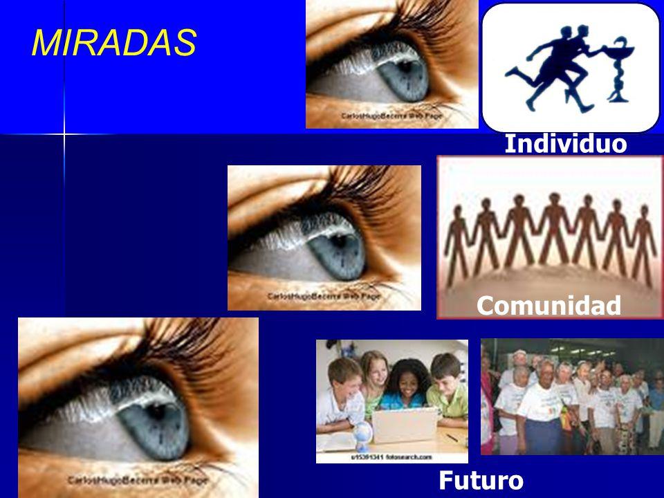 MIRADAS Individuo Comunidad Futuro