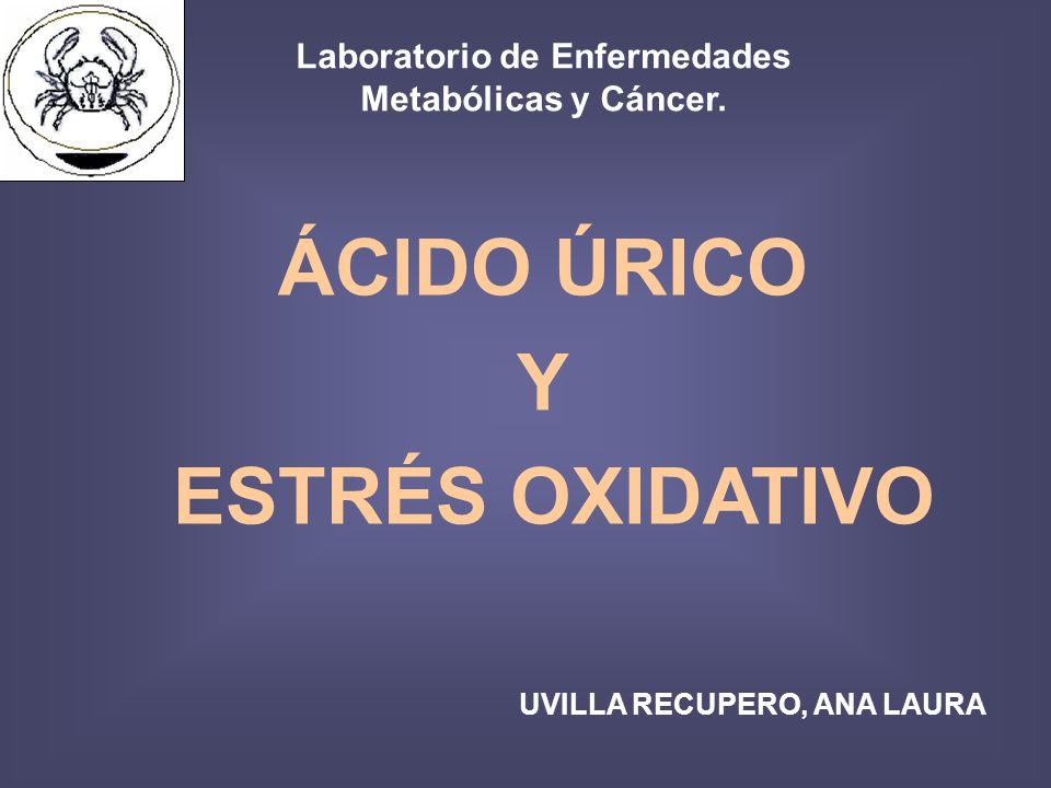 Laboratorio de Enfermedades Metabólicas y Cáncer.