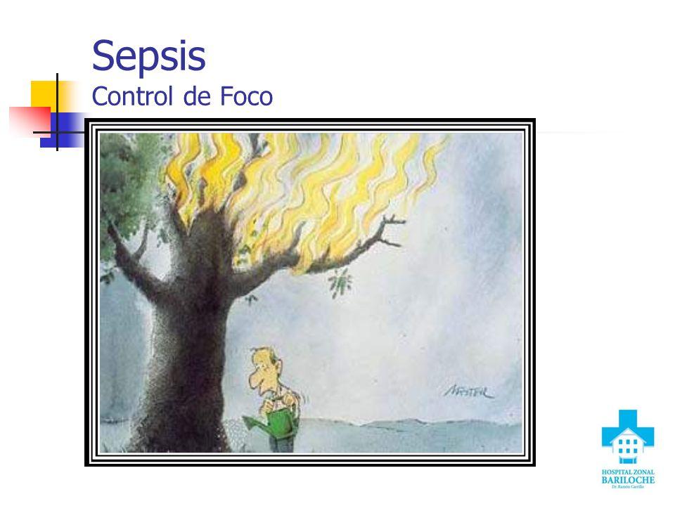 Sepsis Control de Foco