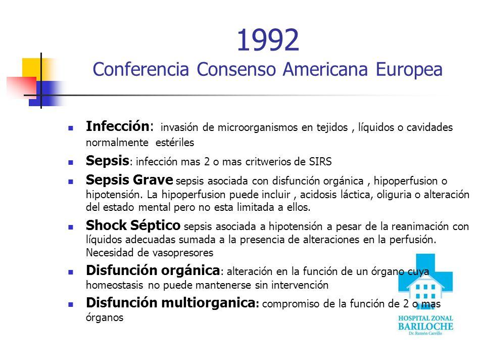 1992 Conferencia Consenso Americana Europea