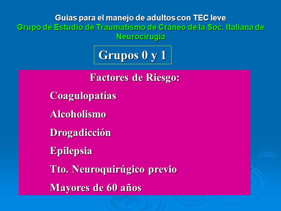 TAC + Observación Clínica 24 horas Consulta Neuroquirúrgica