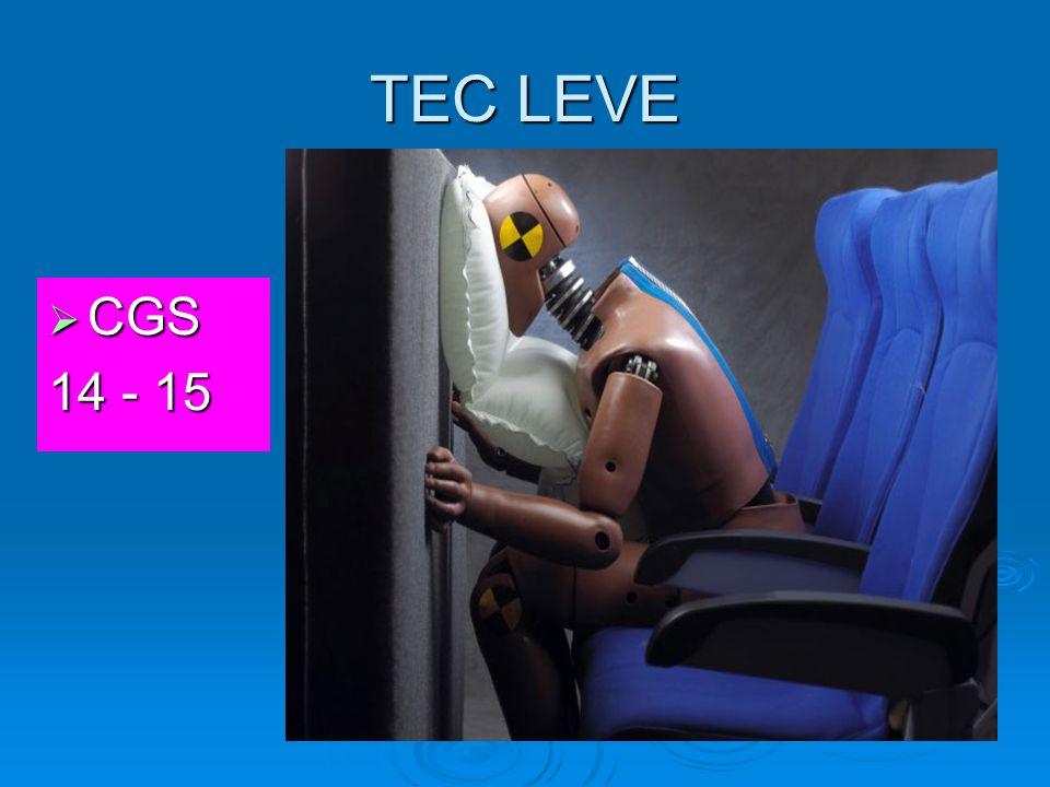 TEC LEVE CGS 14 - 15