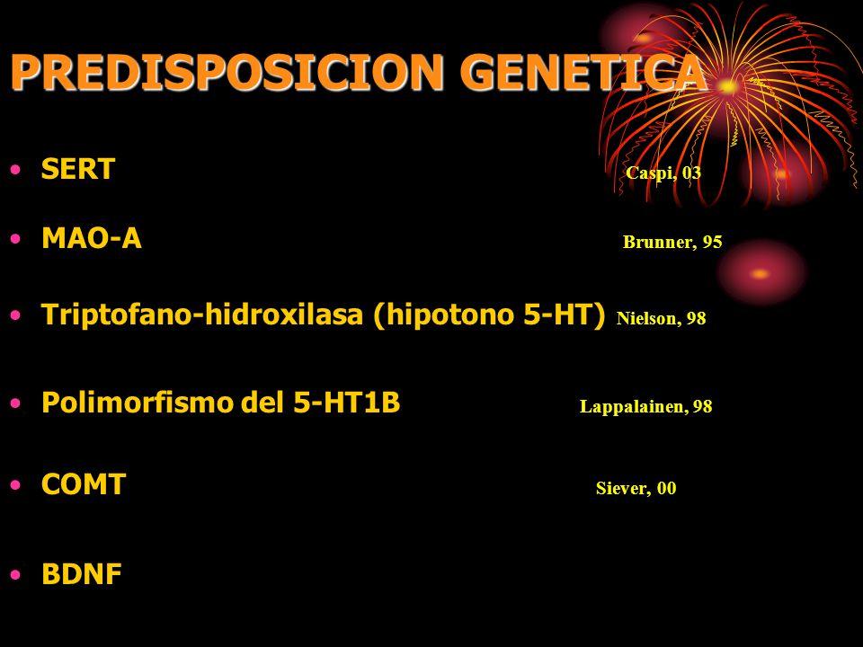 PREDISPOSICION GENETICA