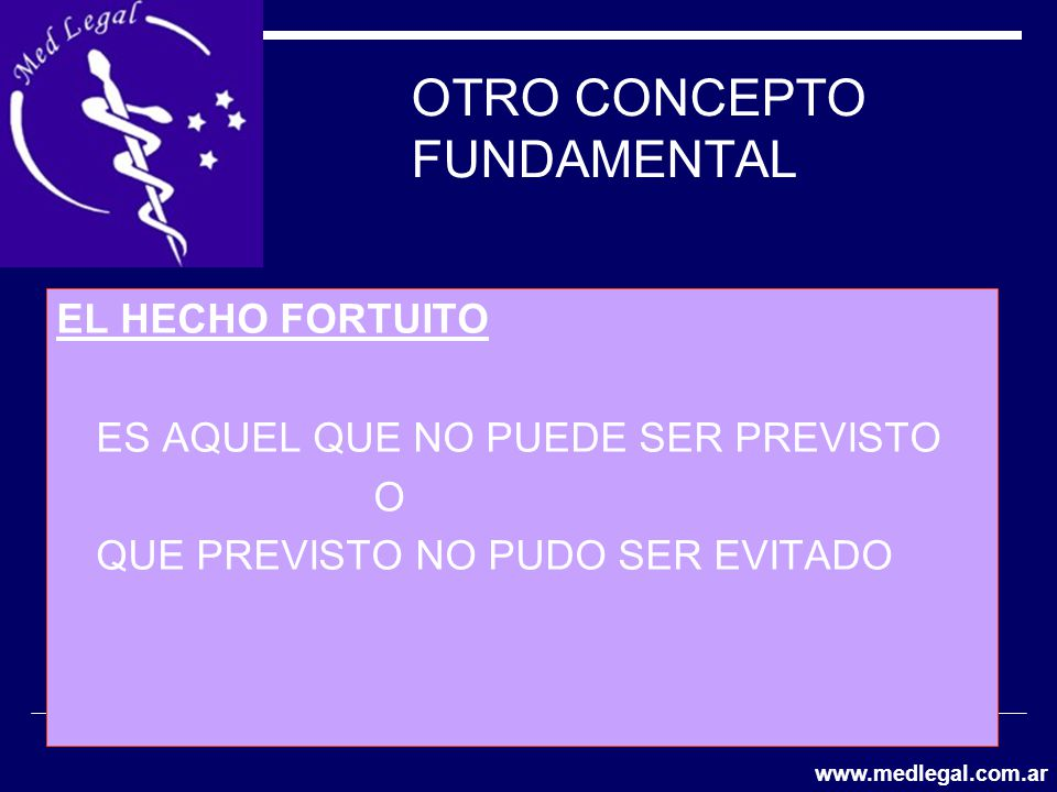 OTRO CONCEPTO FUNDAMENTAL