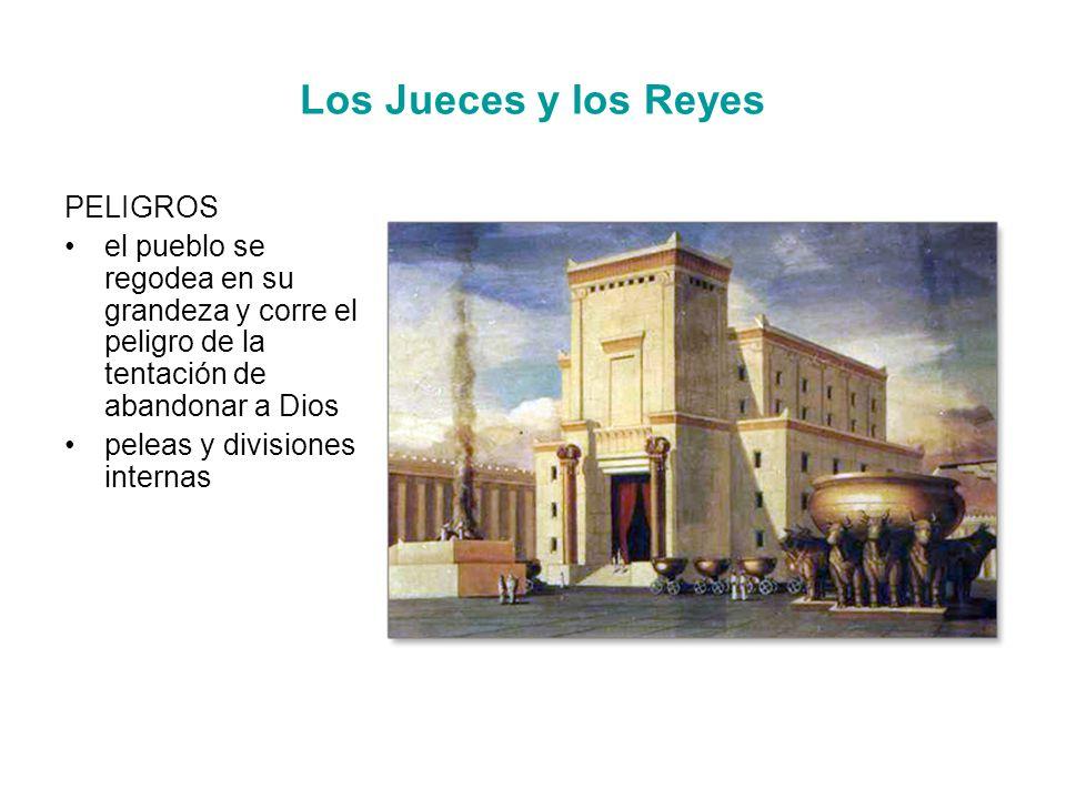 Los Jueces y los Reyes PELIGROS