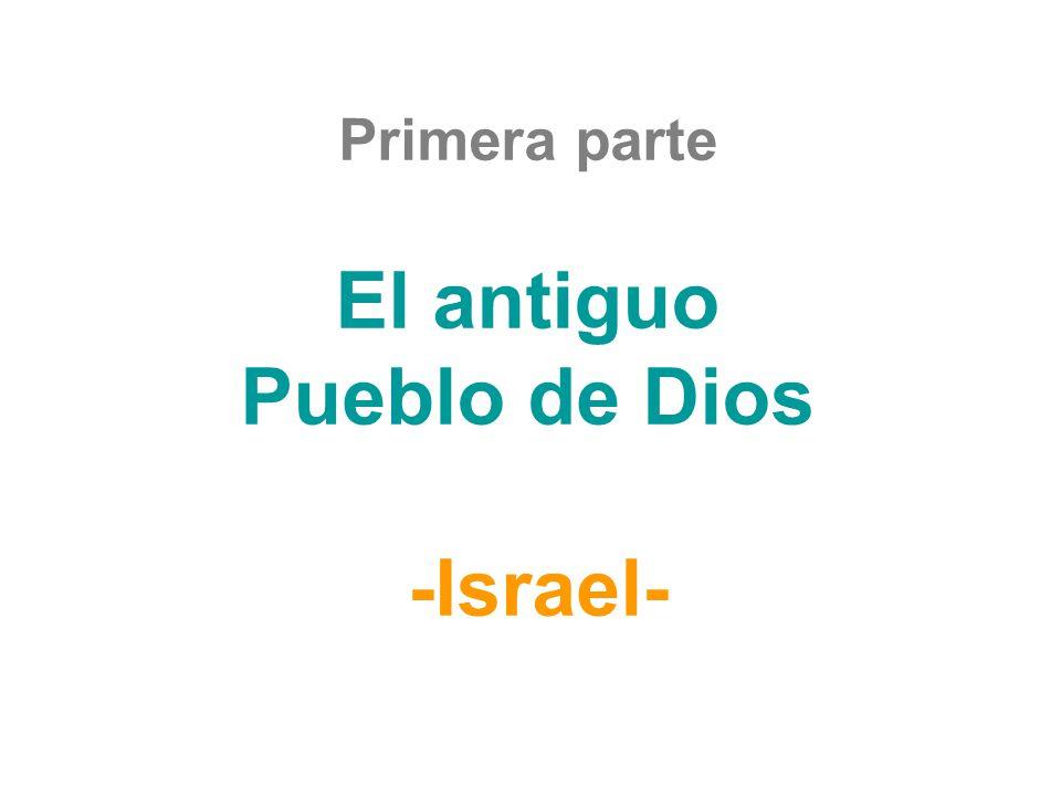 Pueblo de Dios -Israel-
