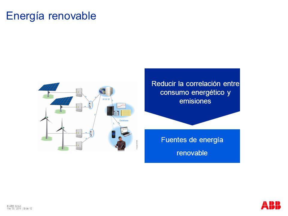 Reducir la correlación entre consumo energético y emisiones