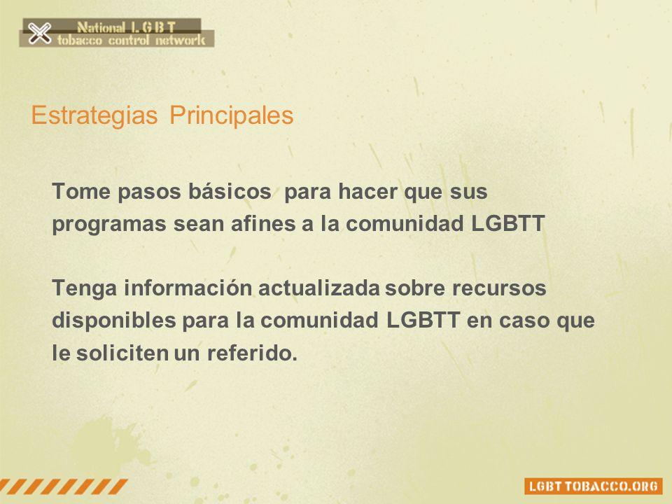 ¿Cómo hacer que su trabajo responda a las necesidades de la comunidad LGBTT
