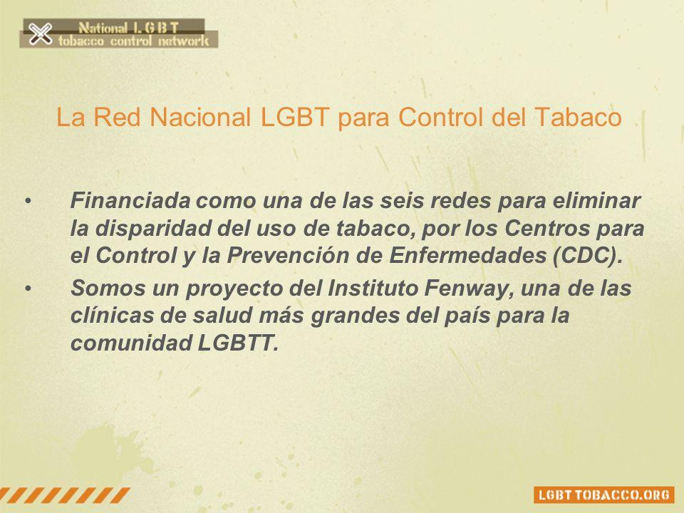 El Uso de Tabaco entre la Comunidad LGBTT