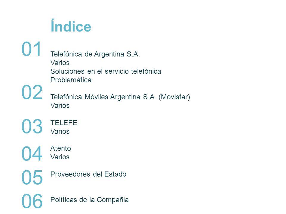 01 Telefónica de Argentina S.A.