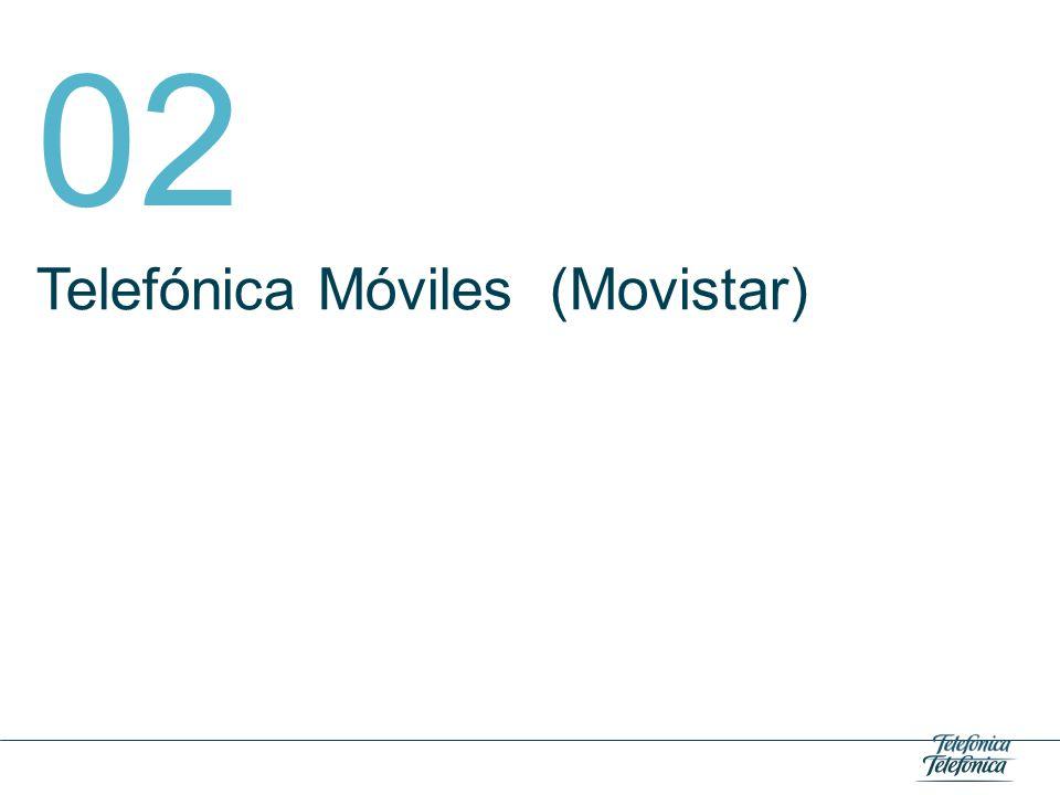 02. Telefónica Móviles Movistar