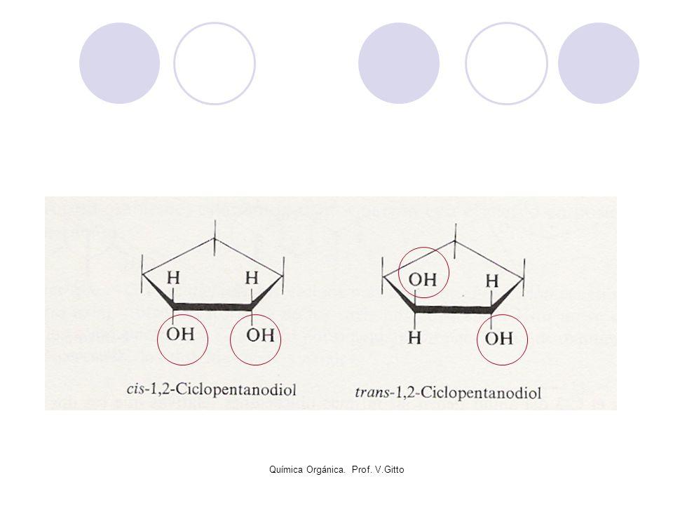 Química Orgánica. Prof. V.Gitto