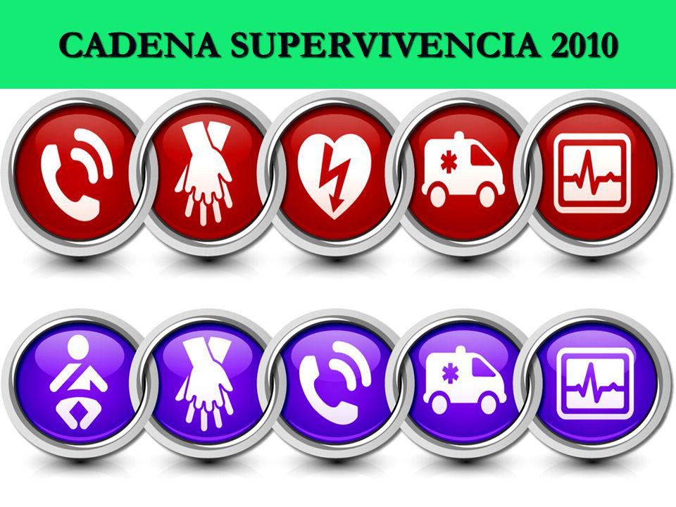 CADENA SUPERVIVENCIA 2010