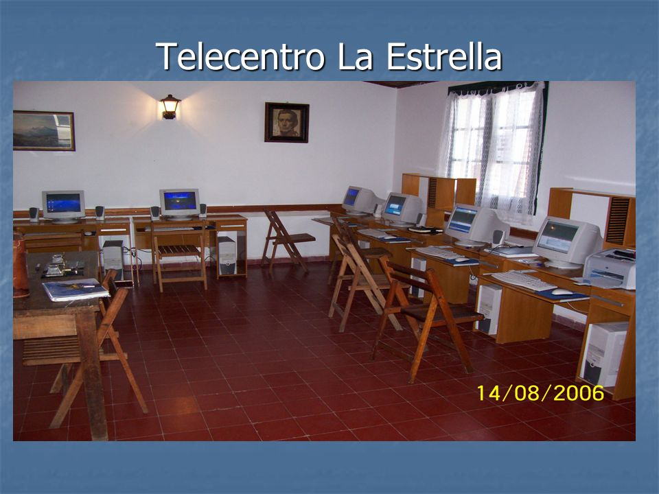 Telecentro La Estrella