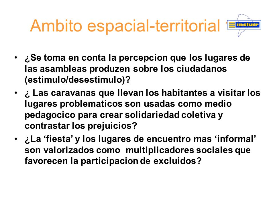 Ambito espacial-territorial 1