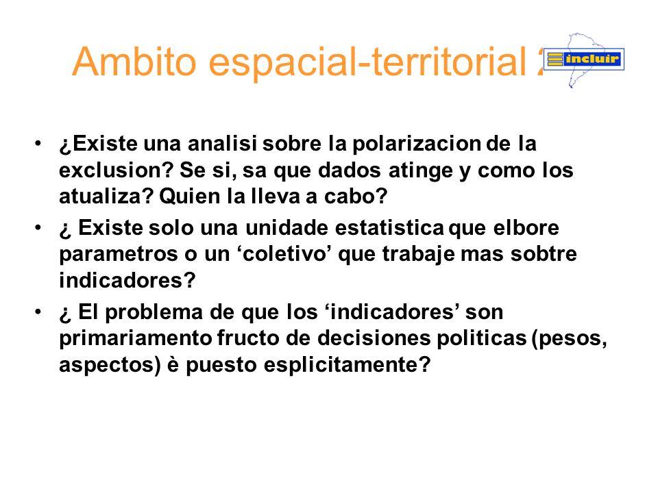 Ambito espacial-territorial 2