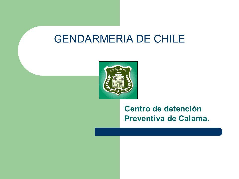 Centro de detención Preventiva de Calama.