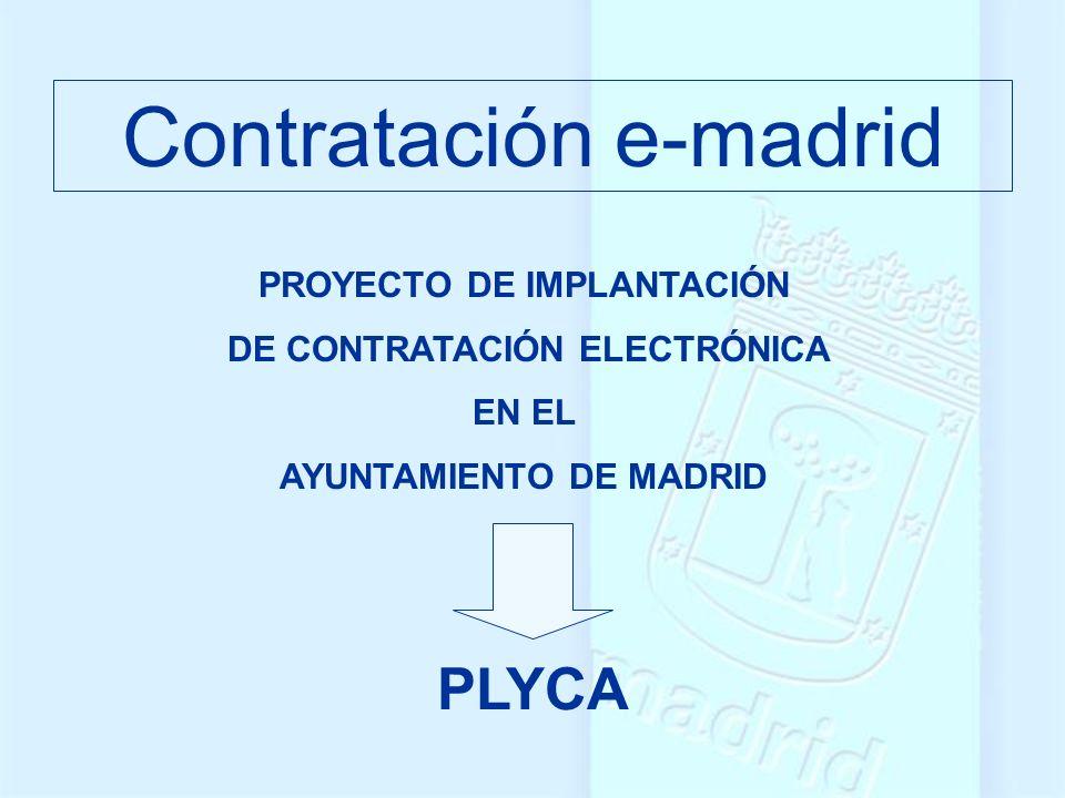 Contratación e-madrid