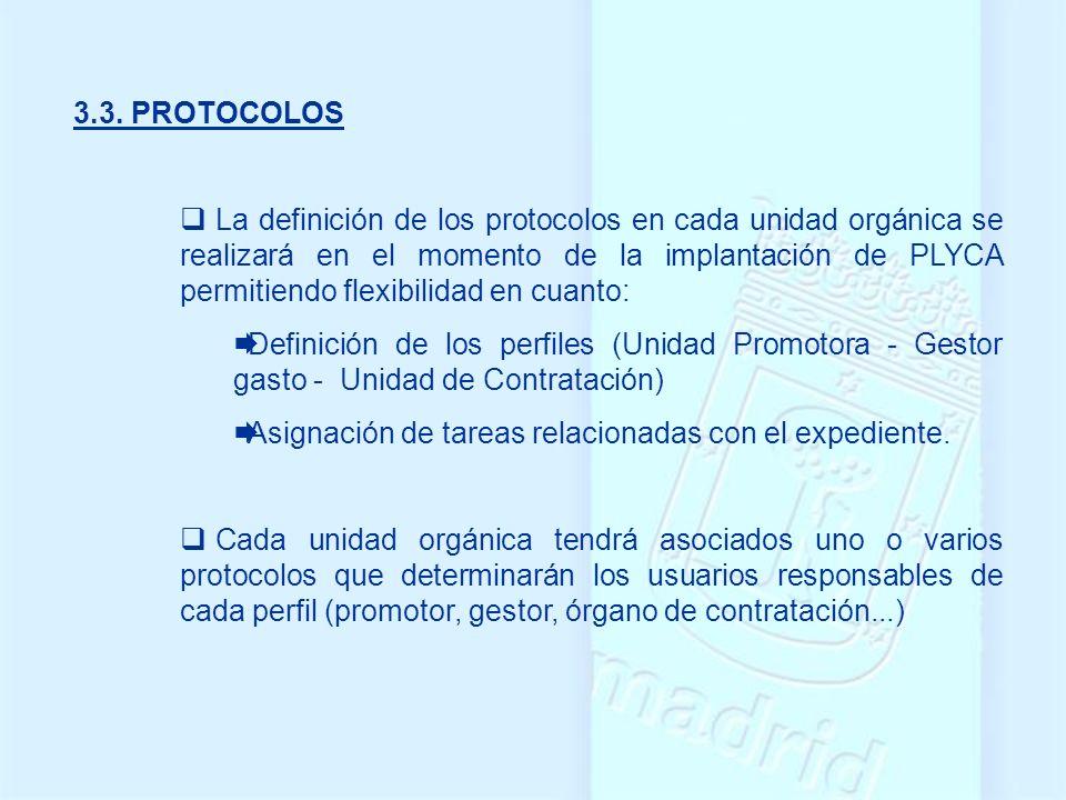 3.3. PROTOCOLOS