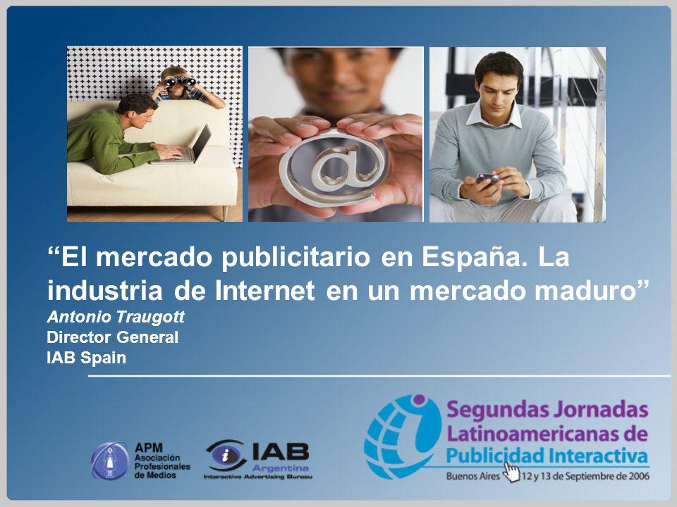 El mercado publicitario en España