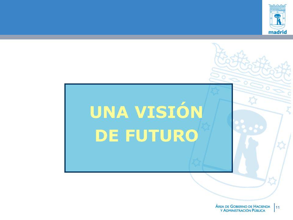 UNA VISIÓN DE FUTURO
