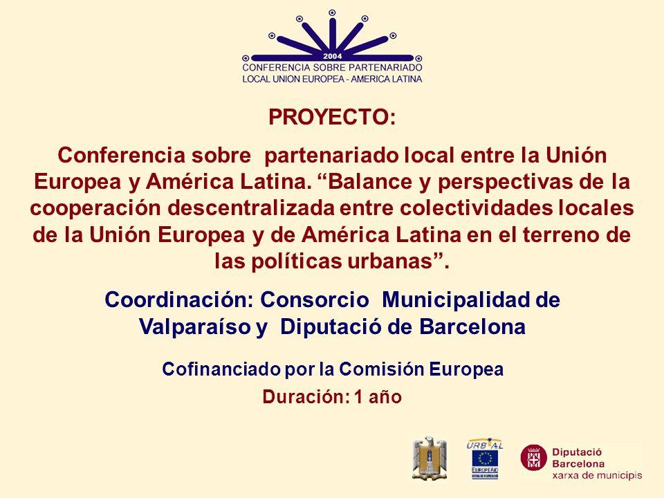 Cofinanciado por la Comisión Europea