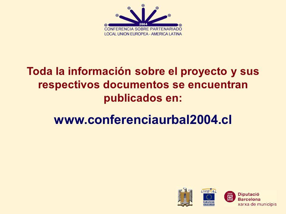 Toda la información sobre el proyecto y sus respectivos documentos se encuentran publicados en: