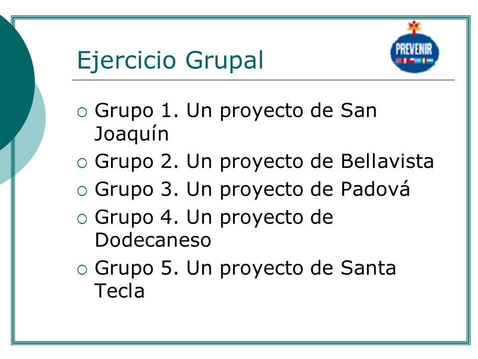 Ejercicio Grupal Grupo 1. Un proyecto de San Joaquín