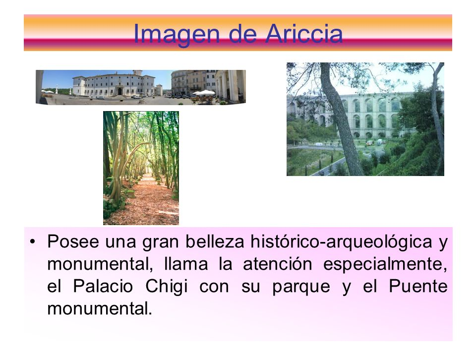 Imagen de Ariccia